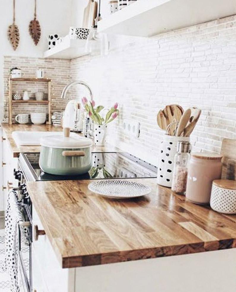 kuchnia w stylu skandi skandynawski design natura prostota elegancja