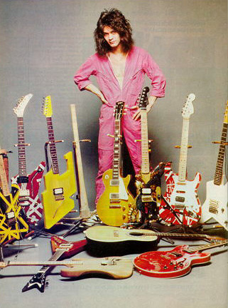 Are You Sure You've Got Enough Guitars?