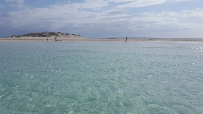 playa Formentera Loft & Table