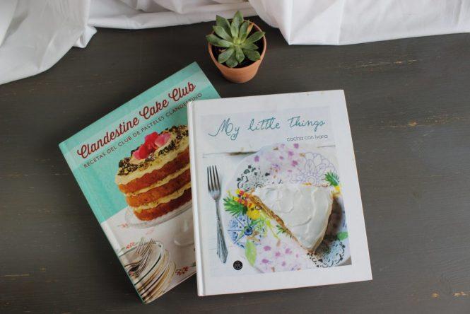 Libros de Repostería en Loft & Table