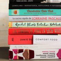 Libros: inspiración para la mesa y para otros momentos.