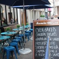Londres y Jamie Oliver