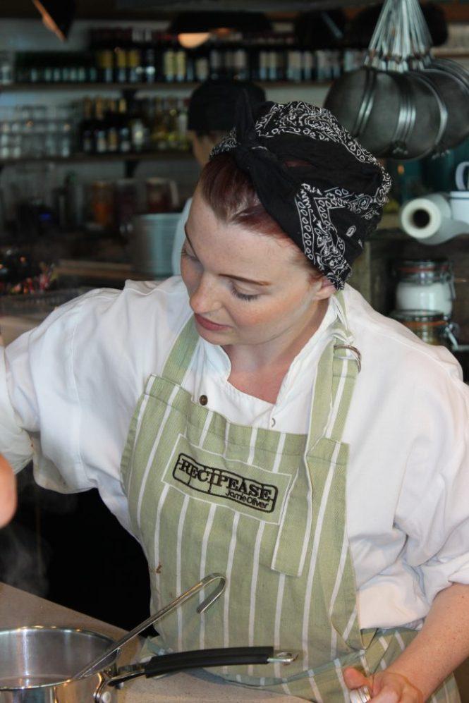 Escuela cocina Recipease Londres