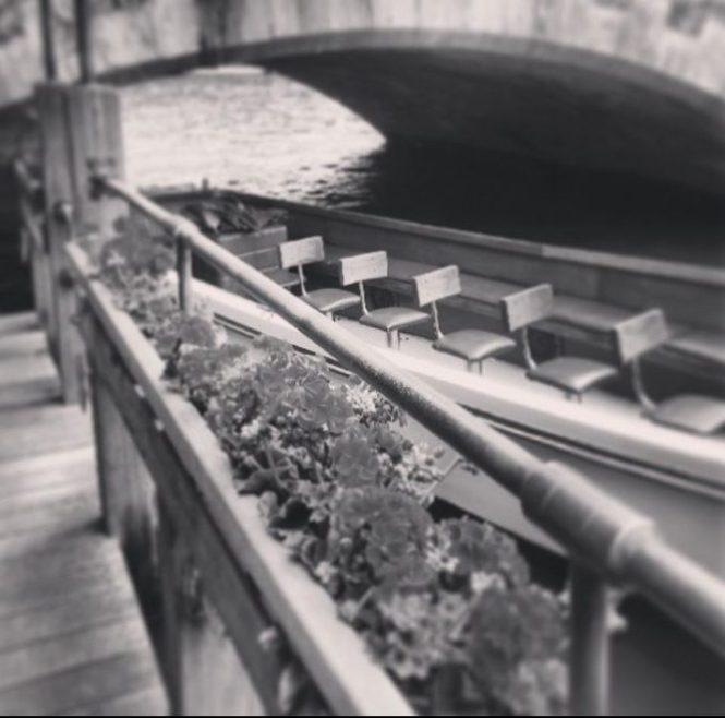 Los Canales rodean las calles más importantes de la ciudad de Gante