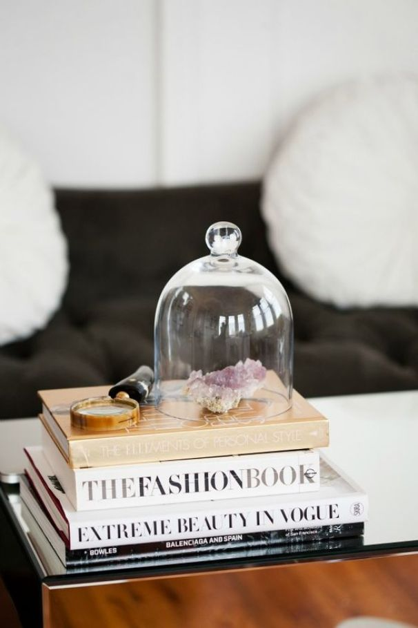Ideas interesantes para decorar la mesa de café