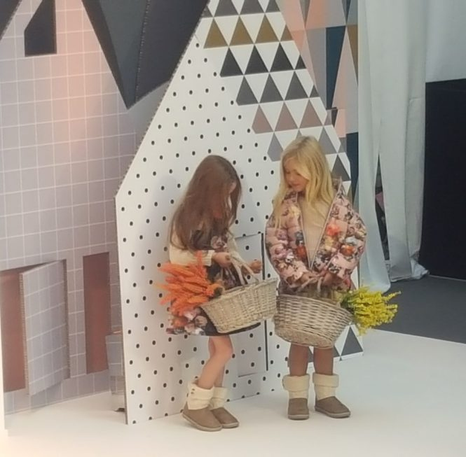 Moda infantil en The Petite Fashion Week