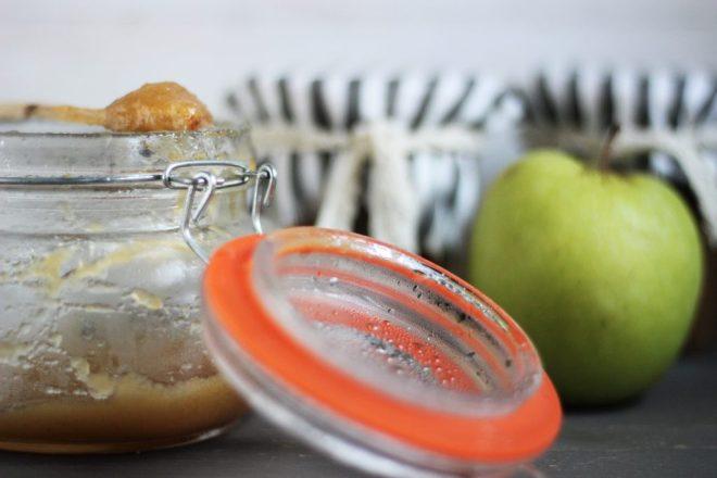 Detalle tarro hermetico compota Loft & Table