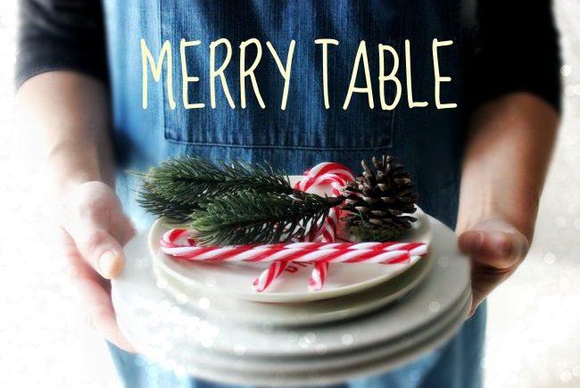 3 ideas para decorar tu mesa navideña