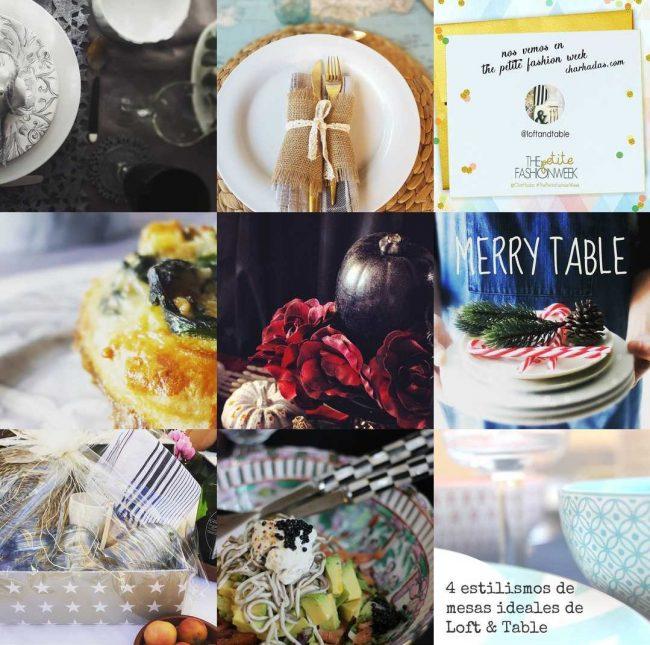 Mejores fotos elegidas Loft & Table