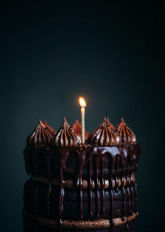 Pastel cumpleaños Linda Lomelino