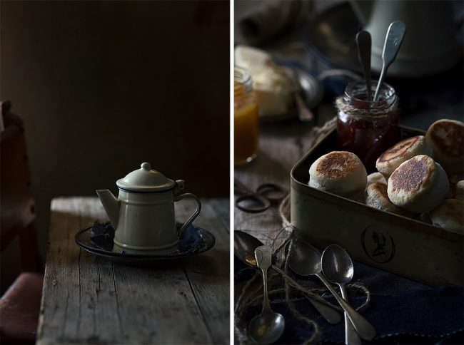 Food styling de Raquel Carmona