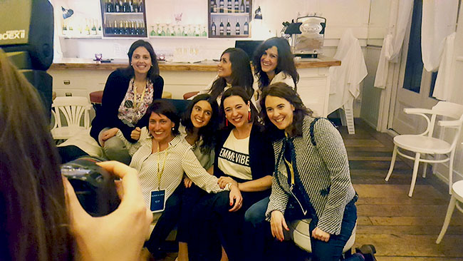 Andrea Amoretti en Blogs & Cava