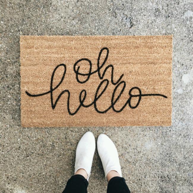 Como decorar el recibidor de casa