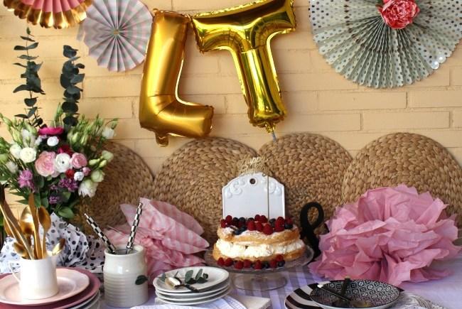 Celebramos el segundo cumpleaños del blog Loft and Table