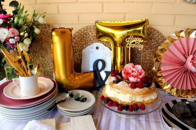 1er ANIVERSARIO DEL BLOG LOFT & TABLE