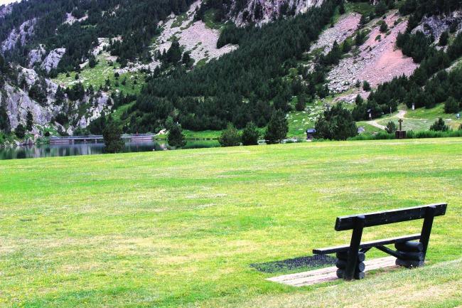 Un paseo con amigos por el Vall de Núria