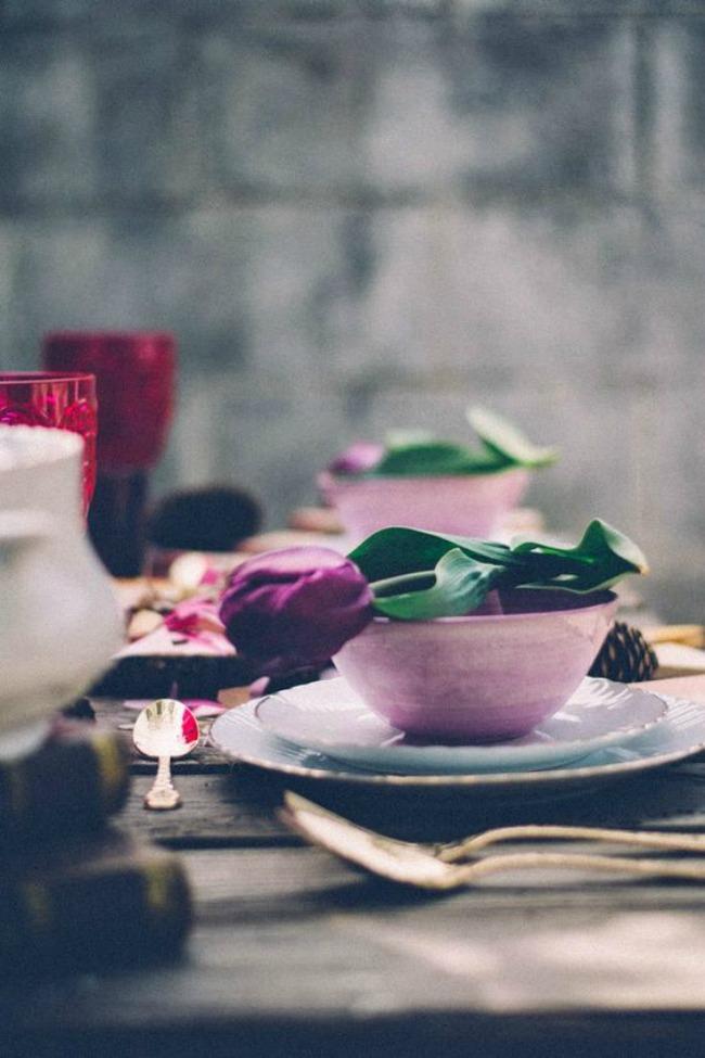 Colores otoñales y una receta con calabaza