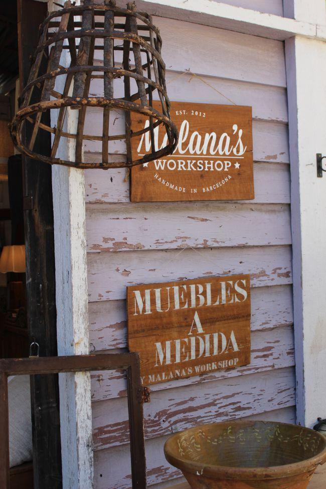 Mercantic, un mercadillo vintage con mucho encanto