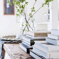 Ideas para tus estanterías con libros deco