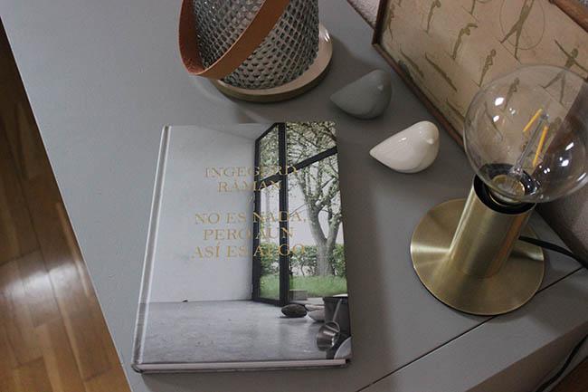 Libros bonitos en casa