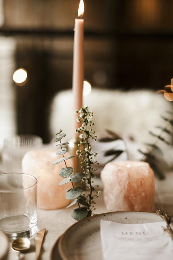 Rosa Cuarzo en tu mesa
