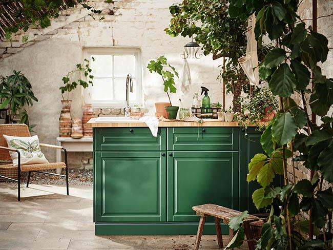 Nueva colección limitada Borstad de Ikea