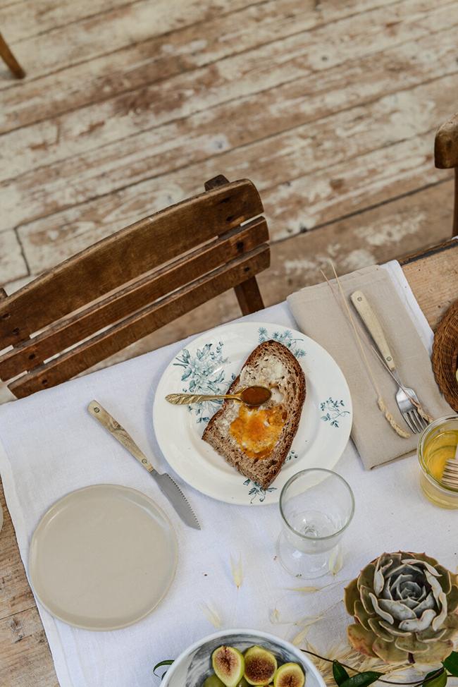Desayunos lentos en Valdirose