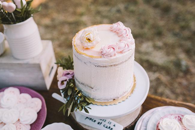 Tarta Nupcial by Bakery Love_ Fotografía Laura Chacón