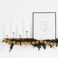 Ideas para decorar el hogar con guirnaldas