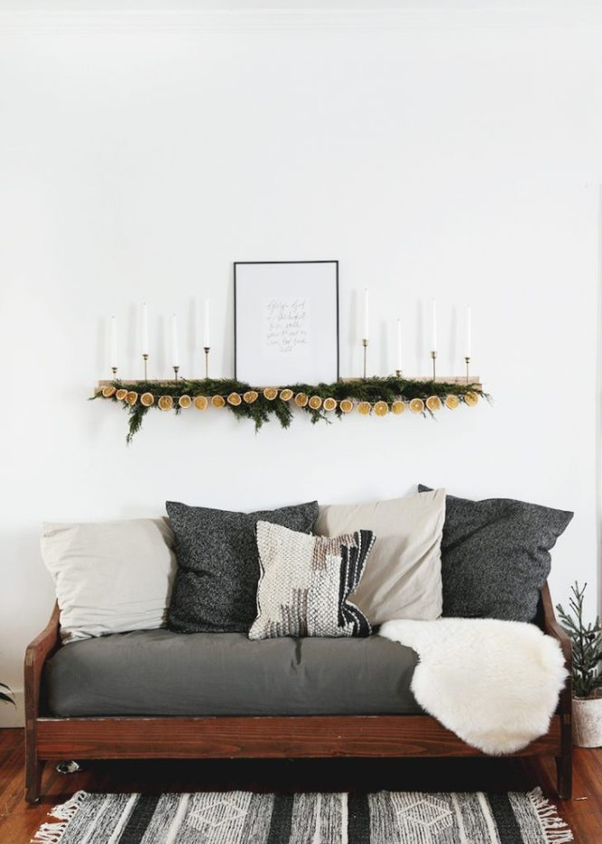 Cómo decorar tu hogar con guirnaldas