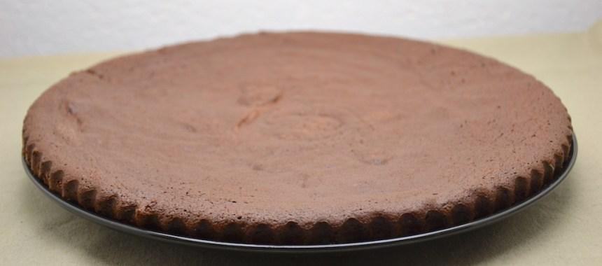 G teau au chocolat et noisette sans farine loftkitchen - Gateau au chocolat sans farine ...