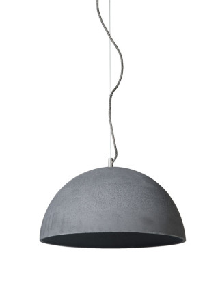 Sfera - size L - Grey/Steel elements