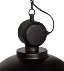 Lampa industrialna Netto w kolorze - Matt black