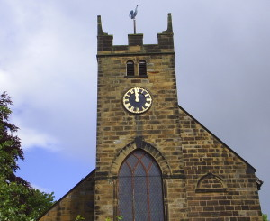 The Clock soon after restoration. Summer 2011.