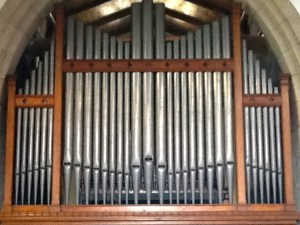 The Organ at St Leonard's Loftus