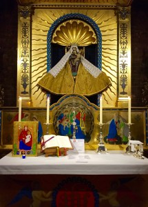 Icon in Holy House