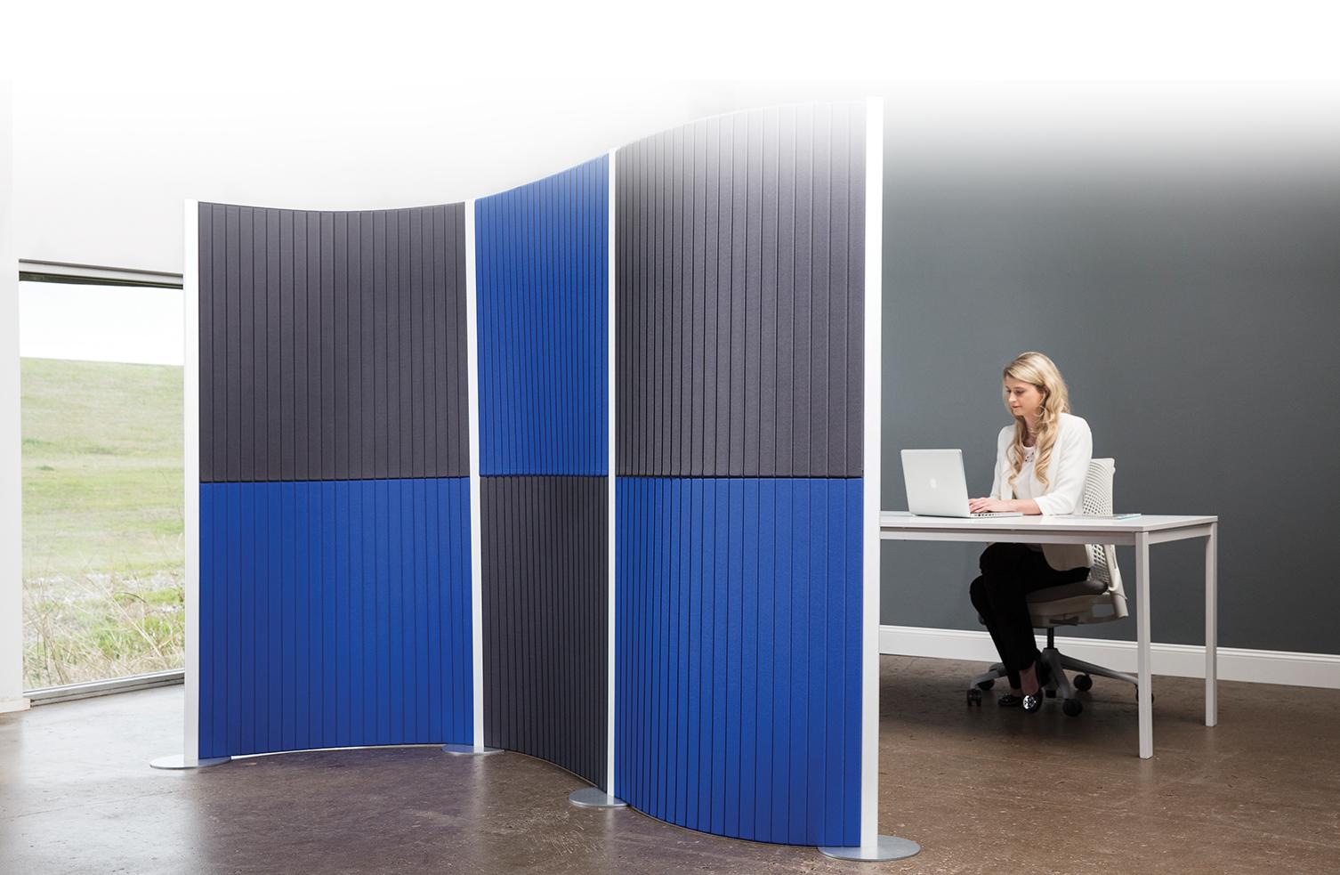 FLEX Modern Room Divider Loftwall