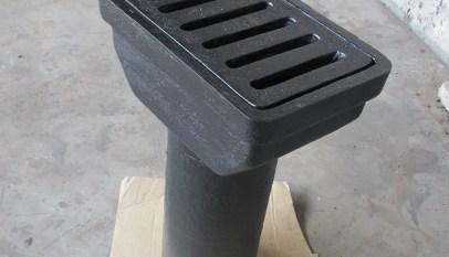 Roof Drain Cast Iron (Besi Cor) - Logam Ceper
