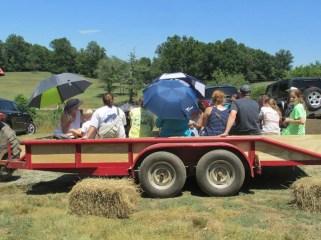 farm tour with sharon