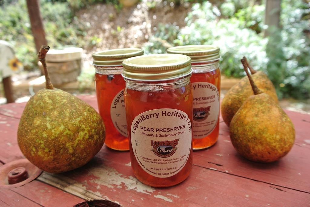 pear-preserves