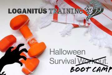 Halloween Bootcamp & Costume Party!