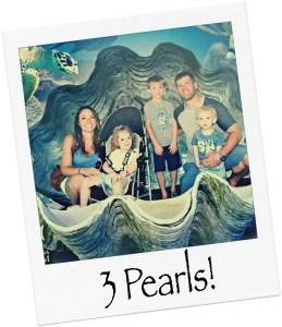 3 pearls