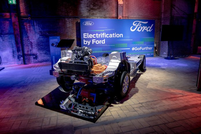 Ford Fling Extra electrical