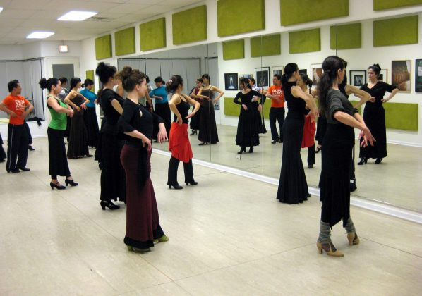 Studio Mangiameli Offers Unique Flamenco Classes