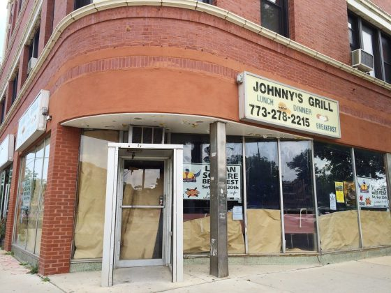 New Restaurant to Open in former Johnny's Grill Spot