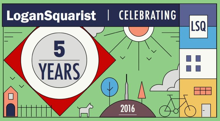 Publisher's Note: Celebrating 5 Years in Logan Square