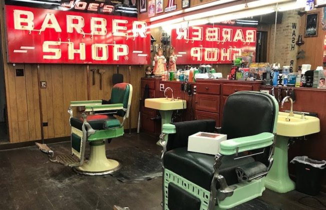 50 Years of Joe's: Three Generations of Barbers at Joe's Barbershop