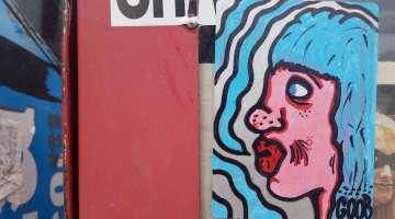 Meet Goob, Your Local Street Artist