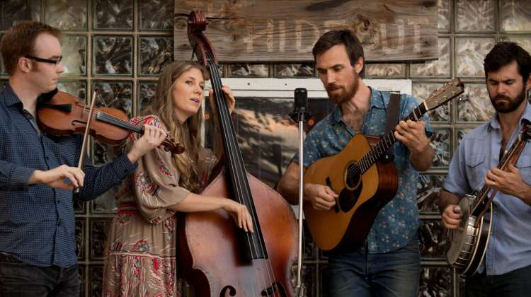 Picnics on Hideout's Porch with Music, Blankets, Food for Summer Series
