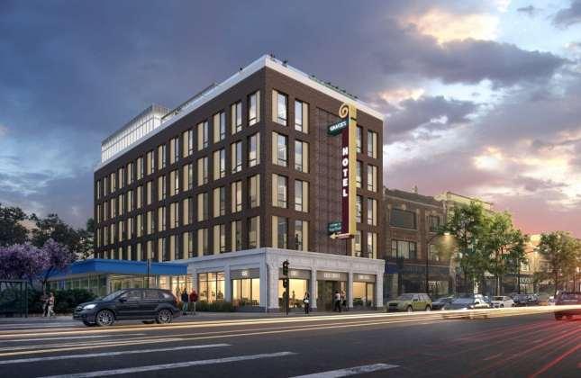 Community Discusses Plans for Boutique Hotel in Logan Square